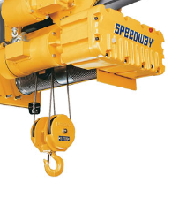 A Yellow Hoist