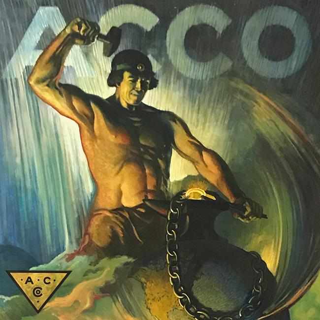 Acco Man poster