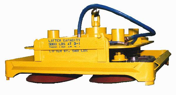 Vac-U-Lift 12 Pad Plate Lifter