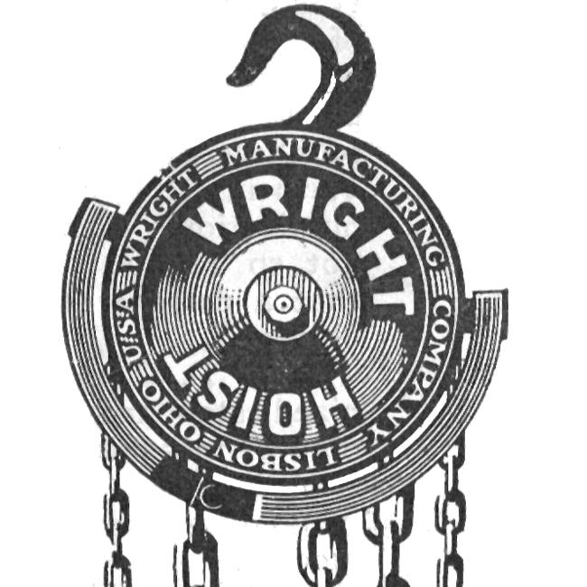 Wright Hoist History