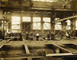 early-factory-crane