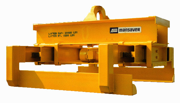 ACCO Mansaver lifter