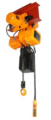 Accolift CLH-1ton trolley hoist