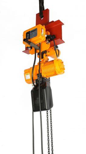 Accolift CLH-2ton hoist2