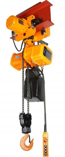Accolift CLH - 2ton trolley hoist