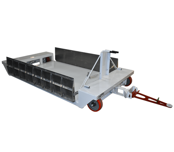 Nutting Automotive Steer Trailers