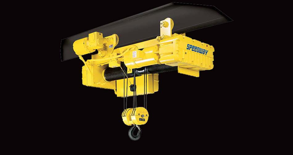 WRIGHT SPEEDWAY Hoists (1-5 Tons)