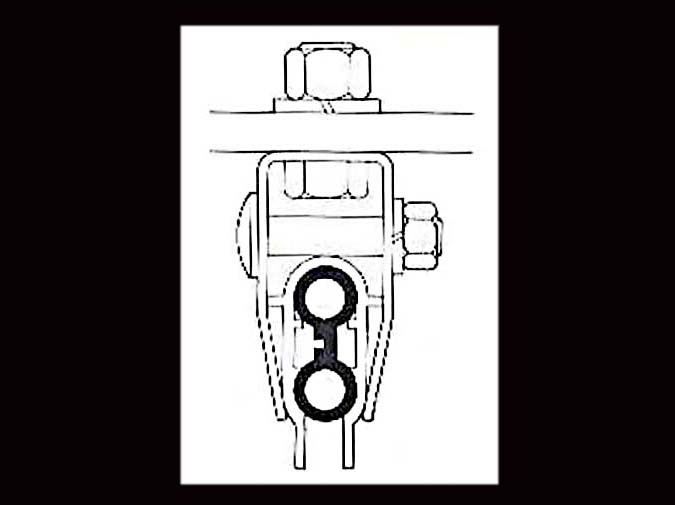 Single Conductor Bottom Entry Enclosed Electrification
