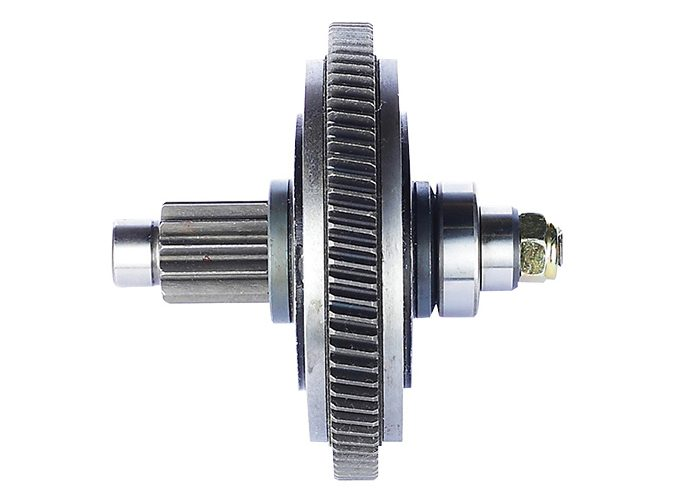 Friction Clutch Upper Limit Switch