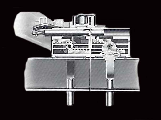 Hand Operated Latch