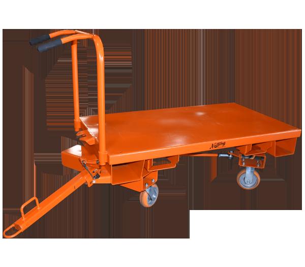 Hybrid Nutting trailer
