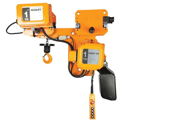ACCOLIFT Low Headroom Hoists
