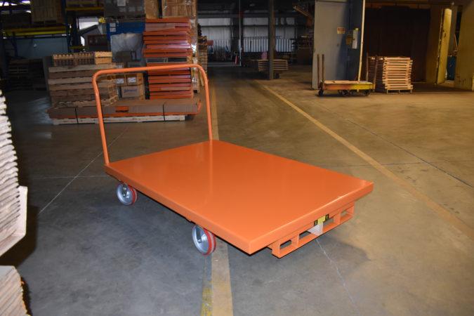 Order Picking Platform Cart 3