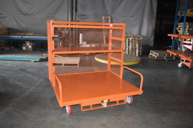 Order Picking Platform Cart 5