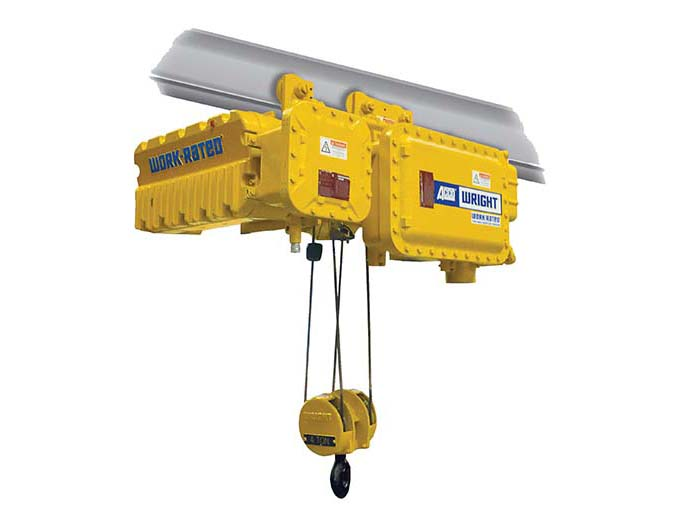 WRIGHT Hazardous Environment Hoists