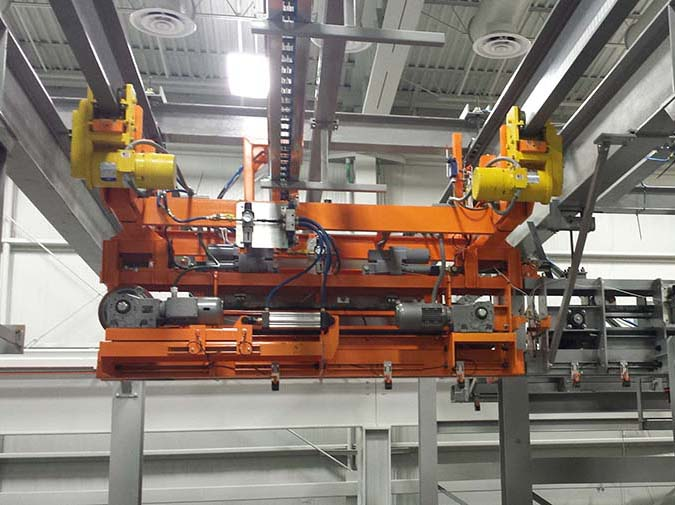 Wright Work Rated Custom Crane