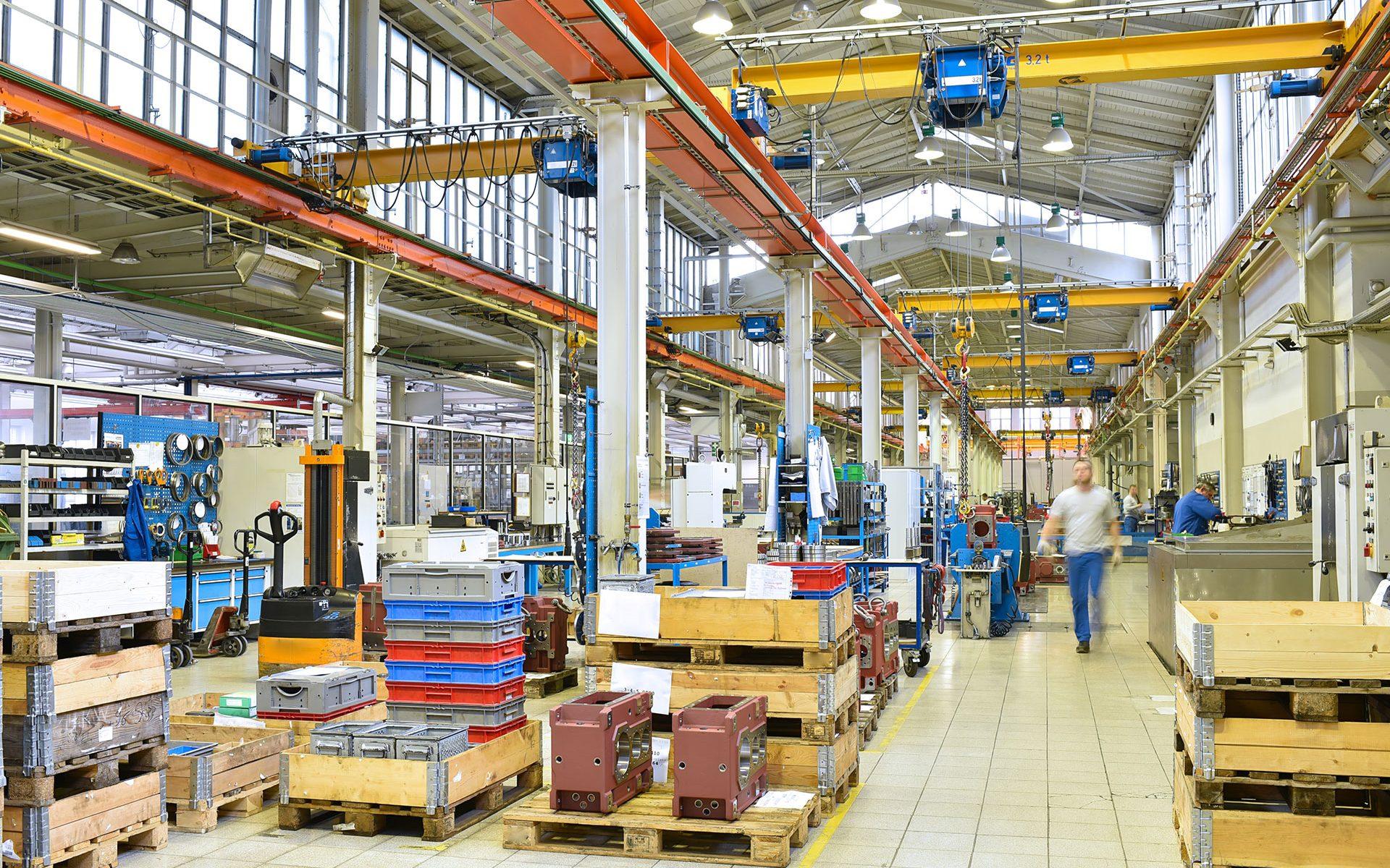 genera manufacturing warehouse