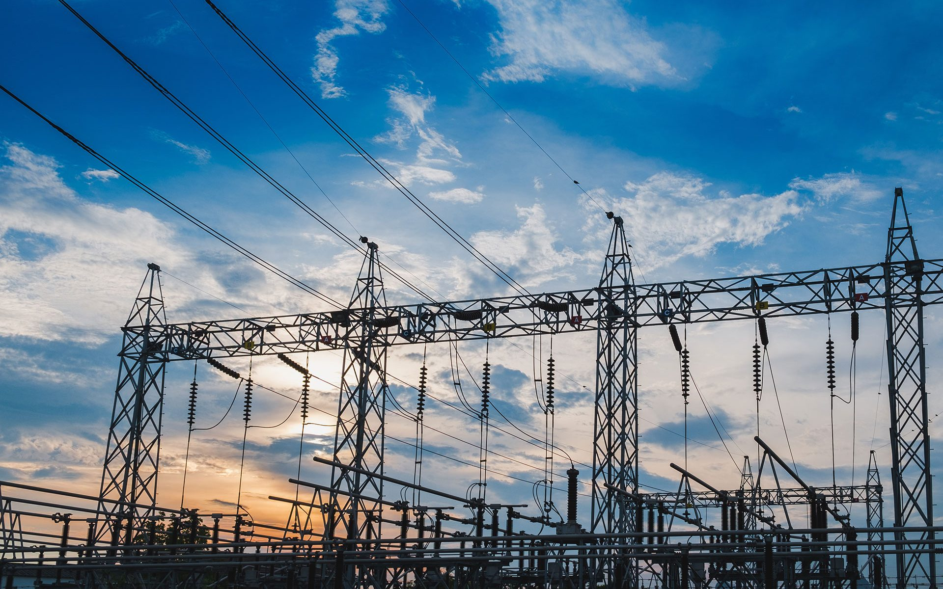 public utilities power lines