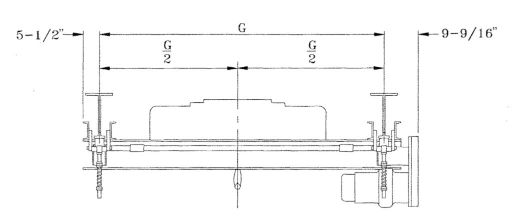 Double Girder Trambeam illustration