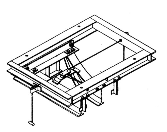 Electrified Sliding Switch Trambeam illustration