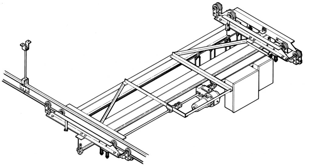 Louden Model 503T illustration