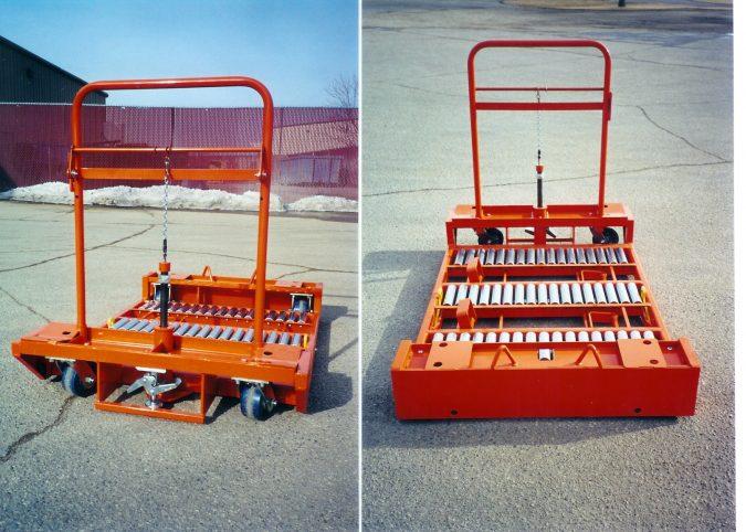 Towline Cart 6