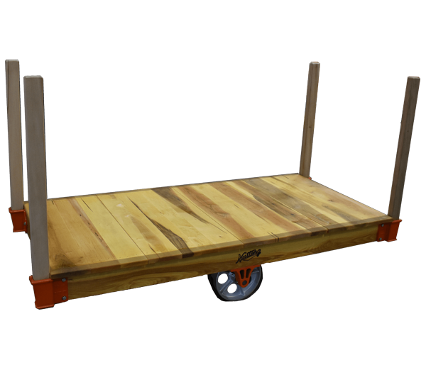 Nutting cart
