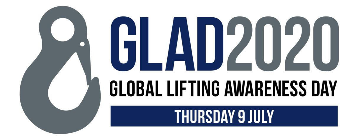 Glad 2020 logo Global Lifting Awareness Day